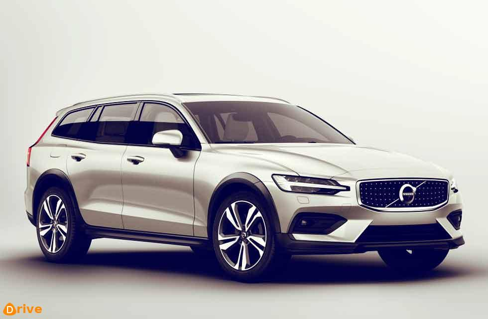 2019 Volvo V60 Cross Country Revealed