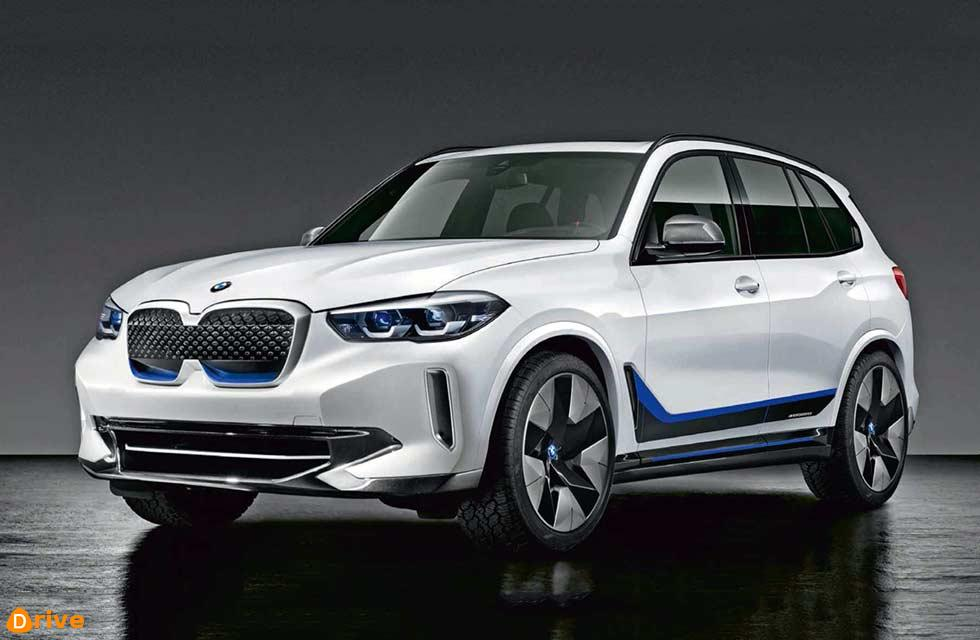 Electric X5 is likely to be called BMW iX5 and could arrive by 2022