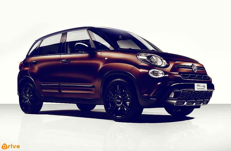 Fiat 500L S-Design & 2019 updates
