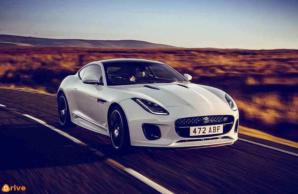 2019 Jaguar F-Type Chequered Flag Edition