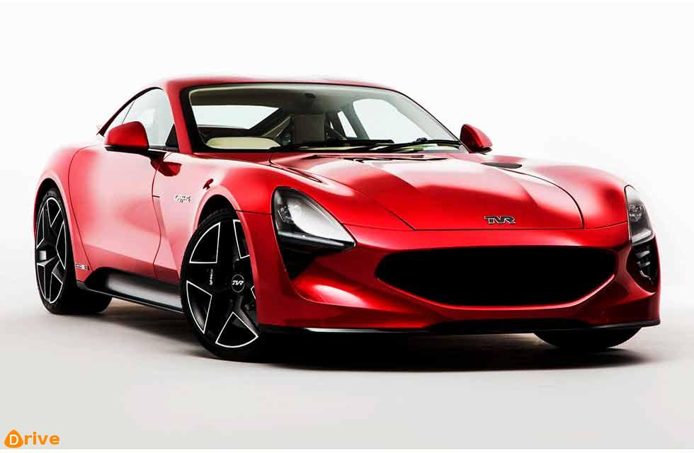 TVR to unveil new 500 bhp Griffith at London Motor Show