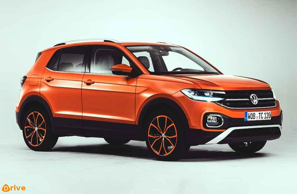 Volkswagen completes SUV line-up with all new 2019 T-Cross