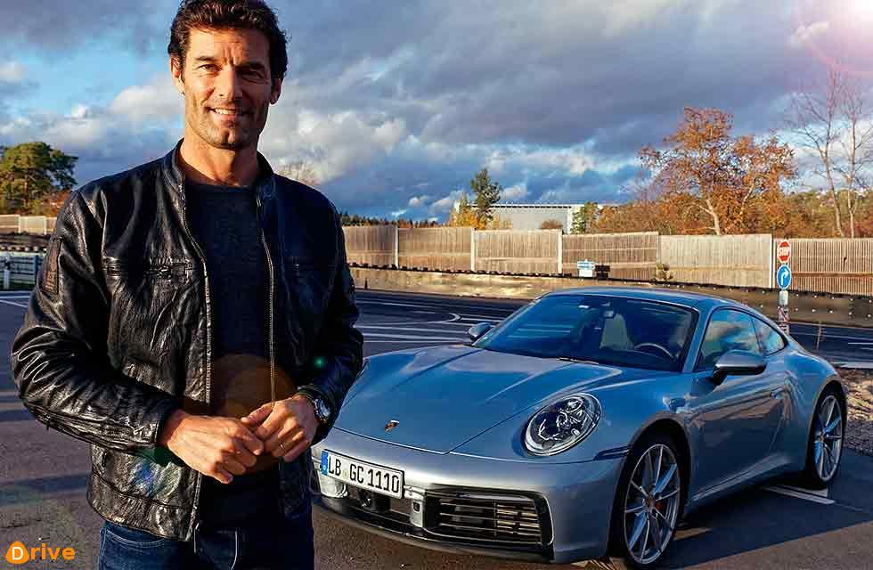 Mark Webber, 911 992, 2018