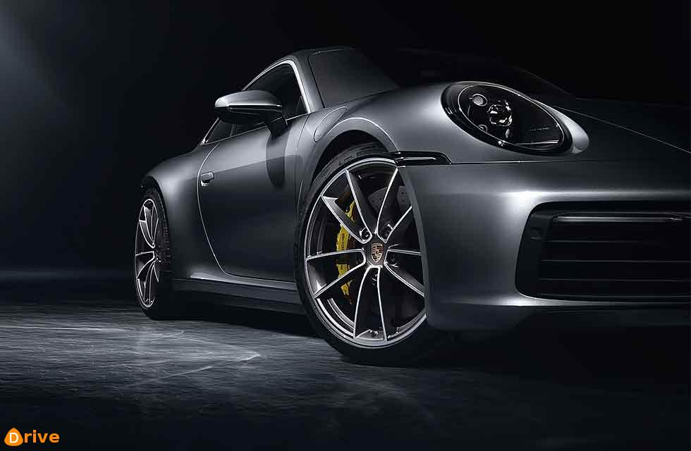 2020 Porsche 911 eighth generation sports car - factory code 992