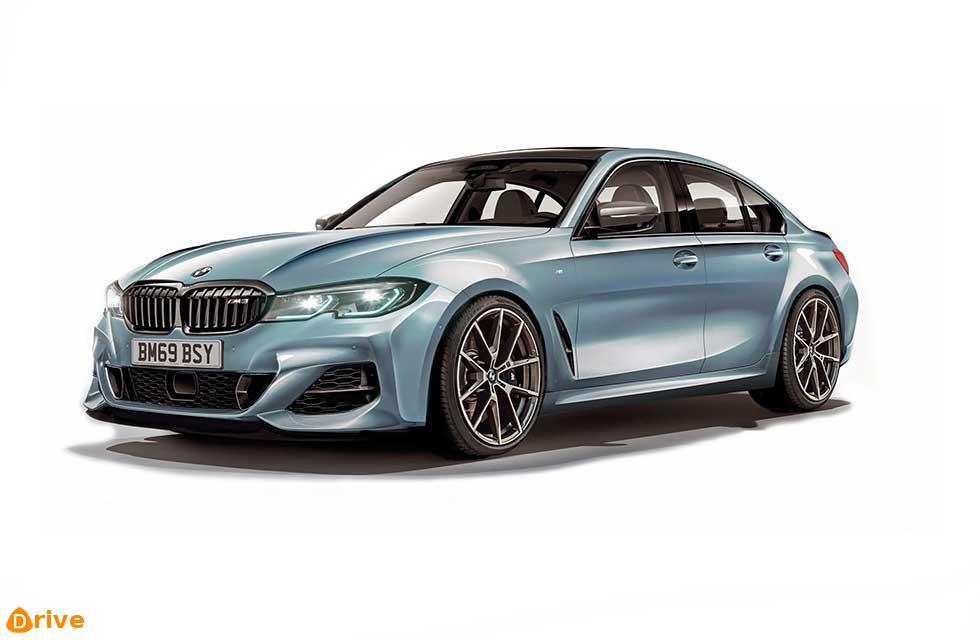 2019 BMW M3 xDrive G20