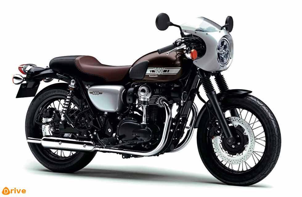 'New' Kawasaki W800