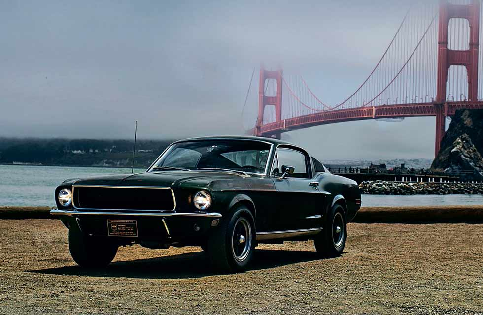 1968 Ford Mustang GT390 Fastback