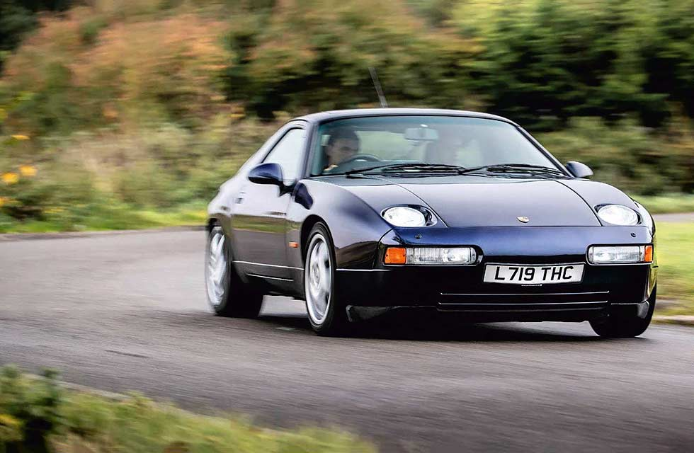 1993 Porsche 928GTS