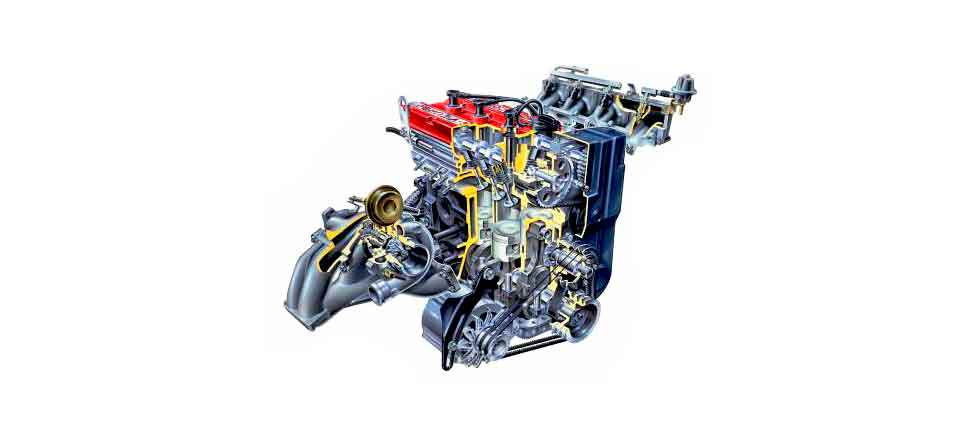 YB engine