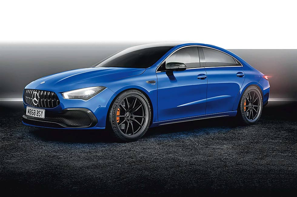 Mercedes-Benz reveals plan for a new CLA