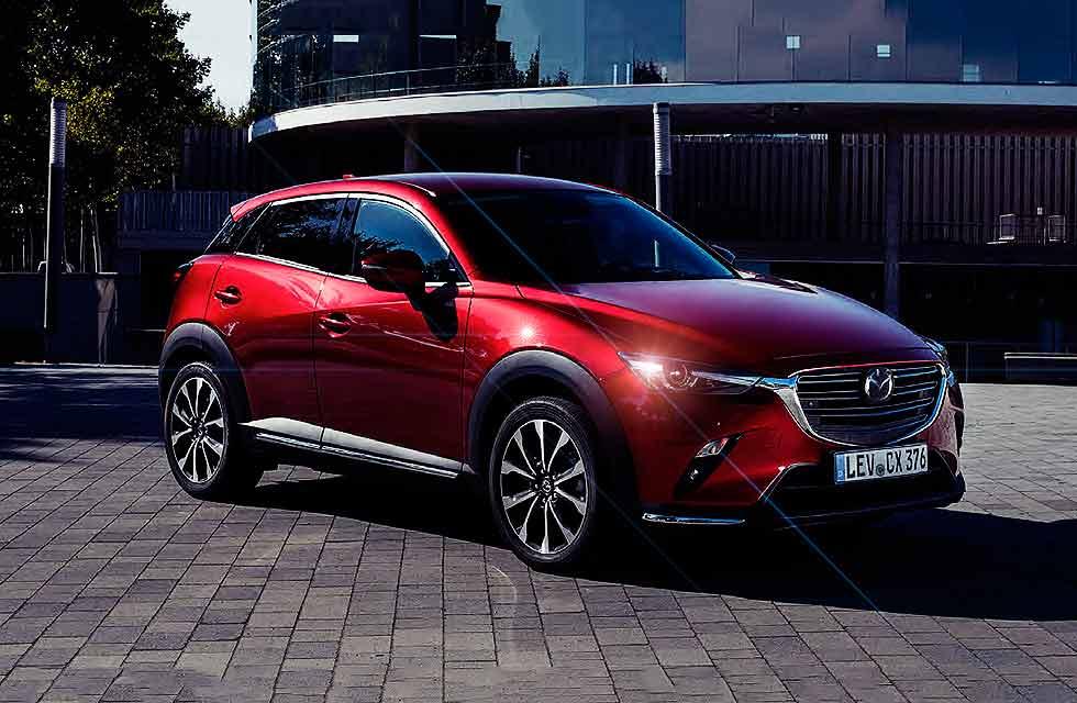 2019 Mazda CX-3 1.8D 2WD Sport Nav+ - road test