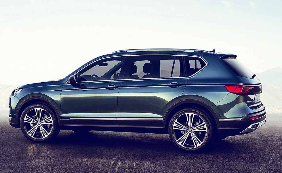 SEAT has released more details for the Tarraco