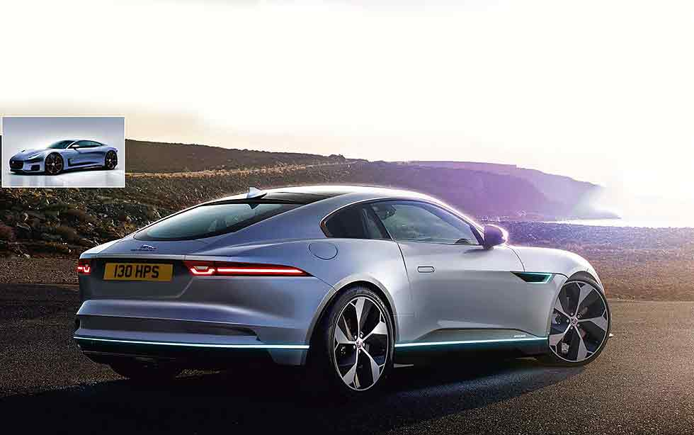 Why the next 2020 Jaguar F-Type could ditch petrol for electric