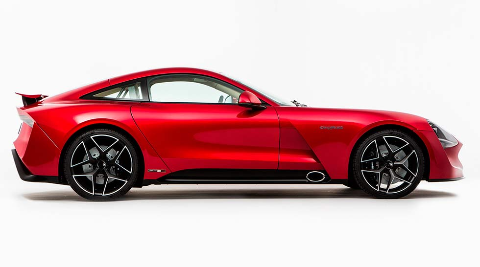 TVR to unveil new 500 bhp Griffith