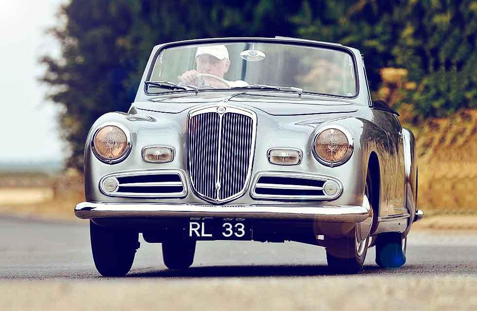 1950 Lancia Aurelia B50 Cabriolet Farina