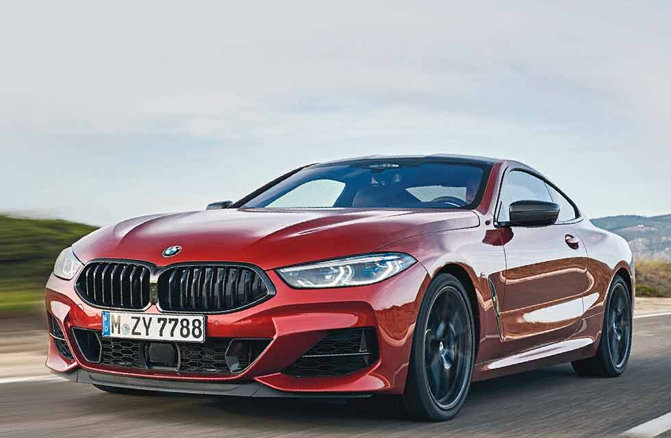 2019 BMW M850i xDrive Carbon Package G15