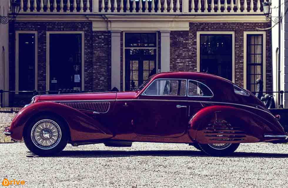 1939 Alfa Romeo 8C 2900B Touring Berlinetta 'could make £20 million'