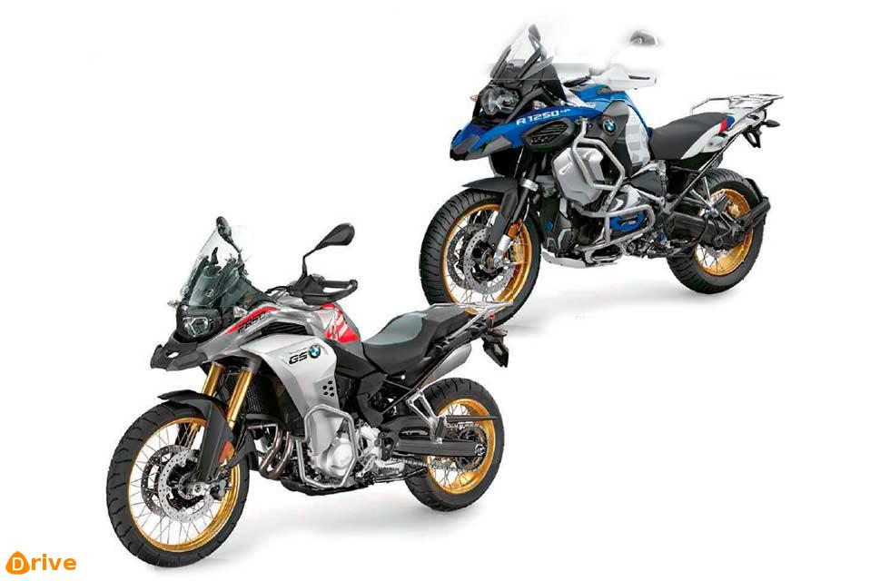 2019 BMW R 1250 RT touring and R 1250 GS adventure
