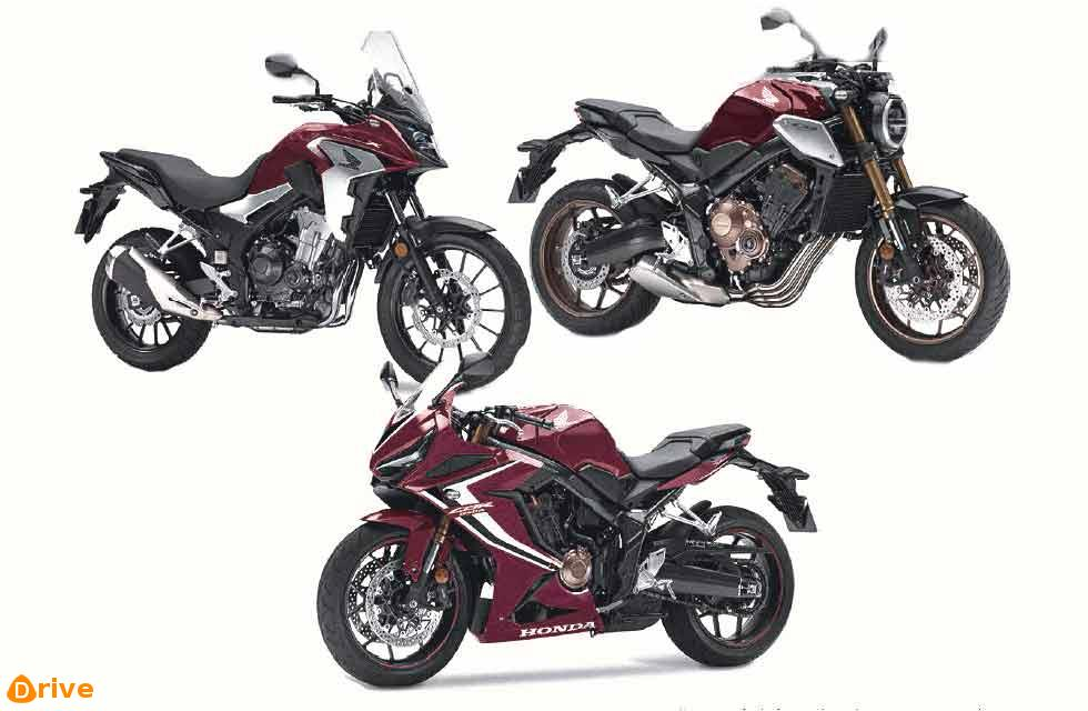Honda led its 2019 charge with the Monkey, Super Cub, CB300R roadster and CRF450L dual-sport