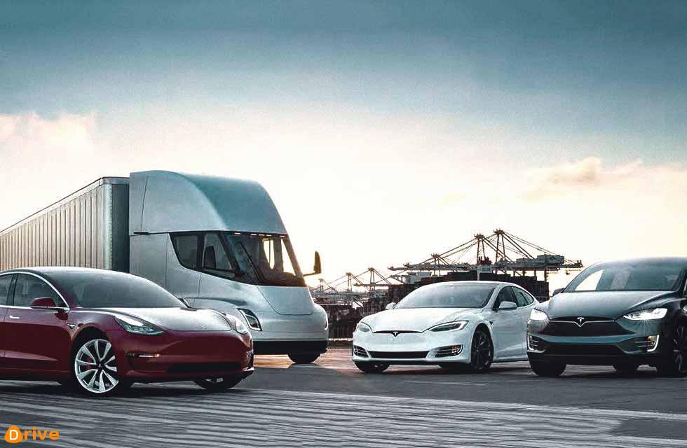 Tesla software version 9.0 update
