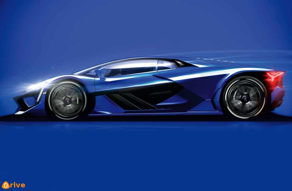 Next Aventador to be first hybrid V12 Lambo