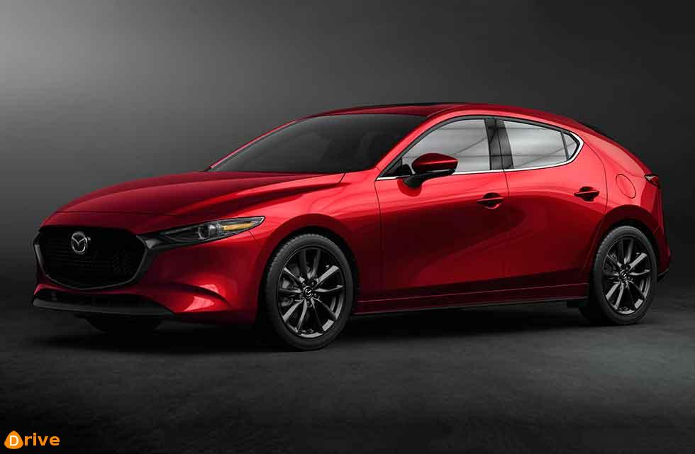 2020 Mazda3 Hatchback North America