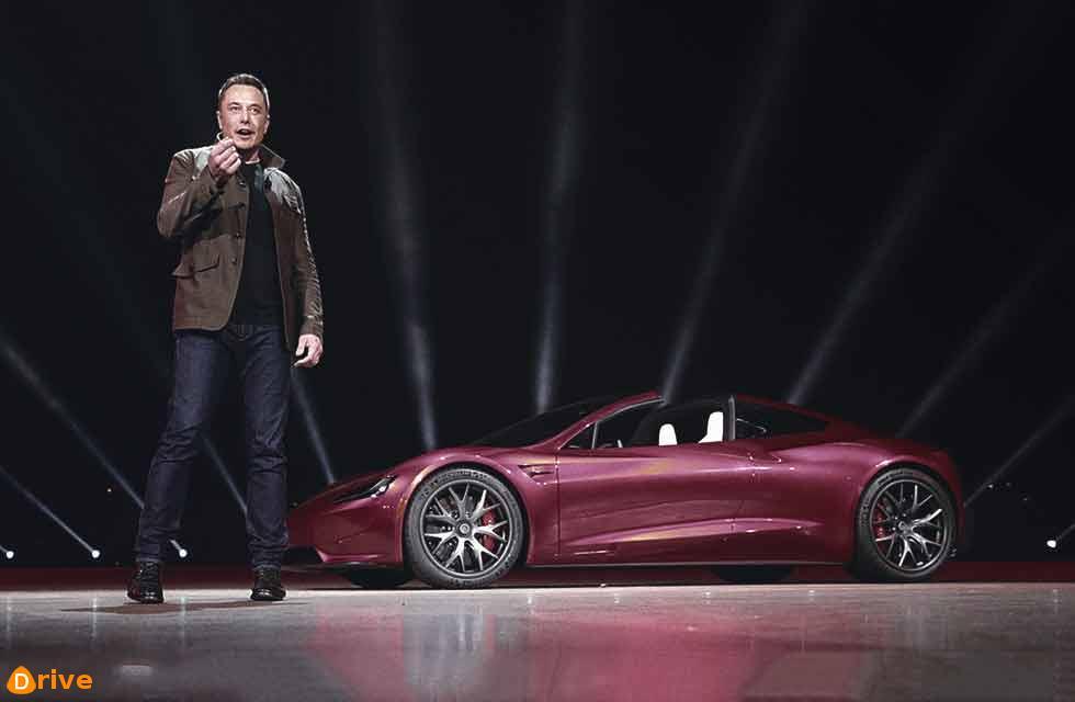 Profit TSL CEO Elon Musk