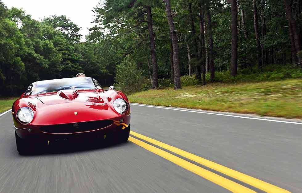 1963/1964 Fantuzzi-bodied Ferrari 330 GT