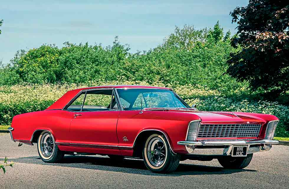 1965 Buick Riviera Best Buick ever?