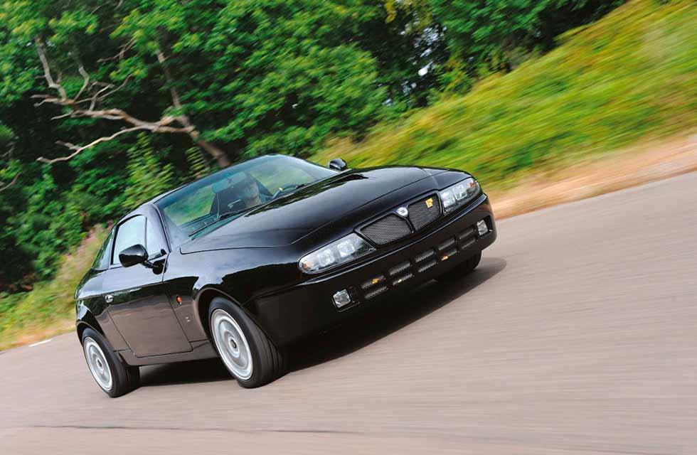 Michael Ward 1992 Zagato Lancia Hyena Is this the ultimate integrale?