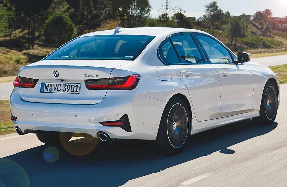 First impressions of the 2020 BMW 330i xDrive G20