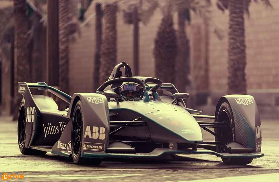 FIA Formula E Championship Race 1, Saudi Arabia 15 December 2018