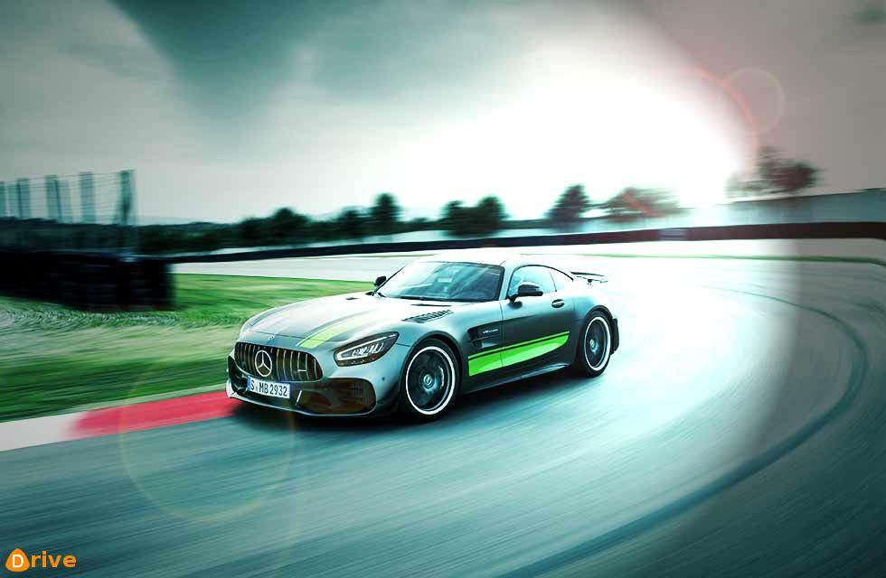 AMG alphabet soup. Updates and new models in the 2019 Mercedes-AMG GT stable: an acronymic extravaganza.