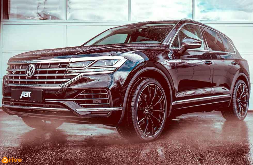 Nothing rhymes with Volkswagen Touareg