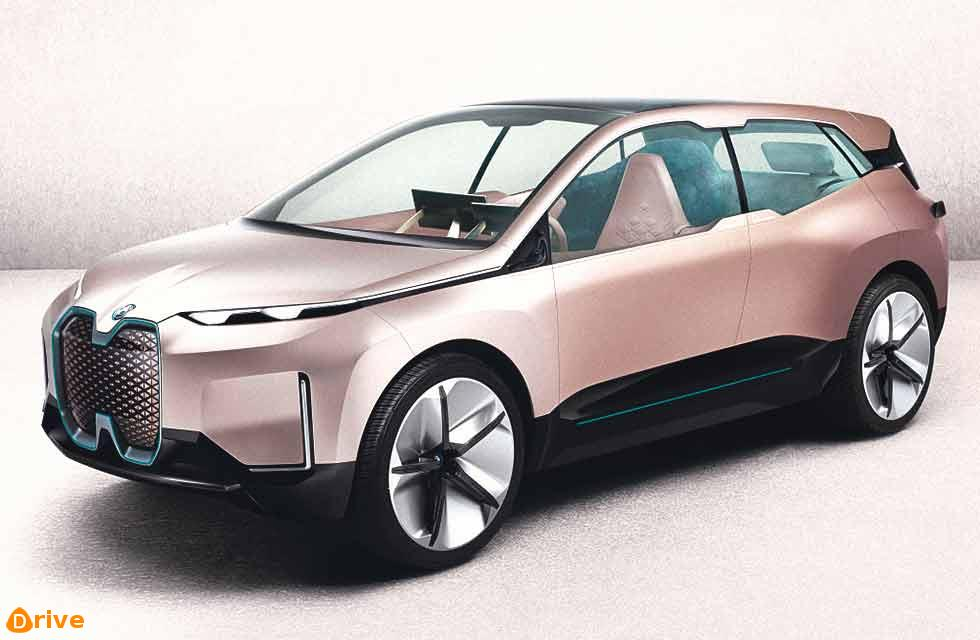 BMW Vision iNEXT previews 2021 SUV