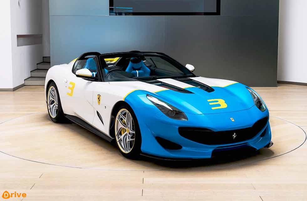 Ferrari SP3JC (#230219)