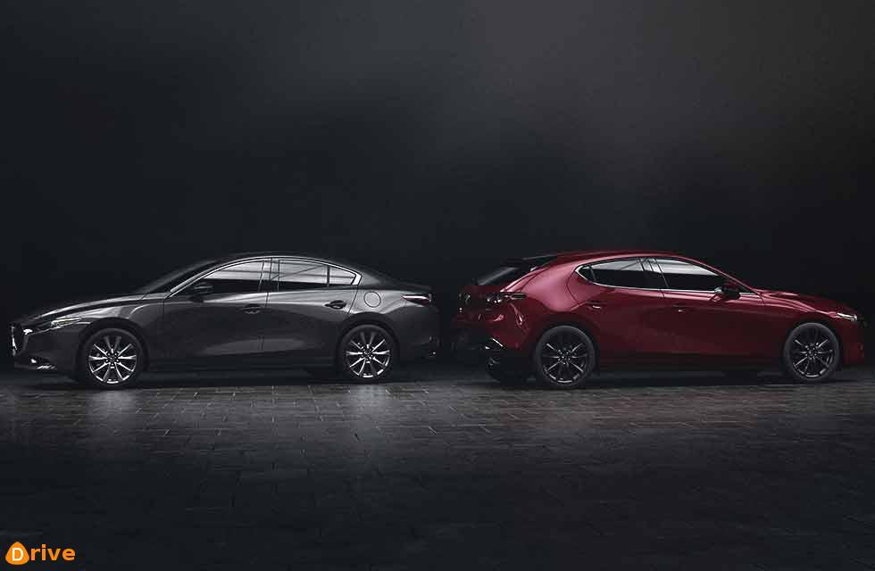 Stunning 2020 Mazda 3 boasts exotic looks
