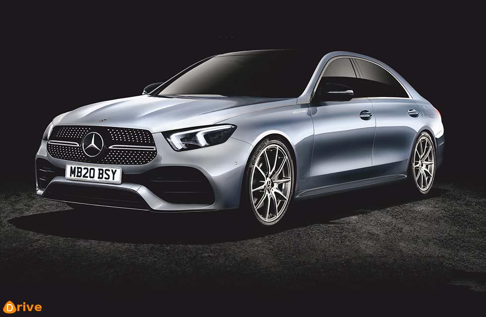 Plug-in petrol and diesel-electric power for Mercedes' seventh-gen luxury limo.
