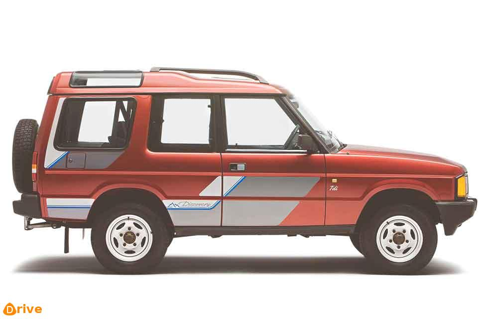 30 Years Of The Land Rover Discovery