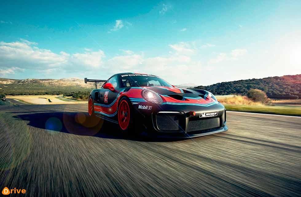 Porsche 911 GT2 RS Clubsport 991.2