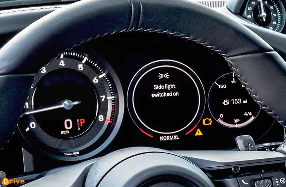 The new 2020 Porsche 911 992: digital and yet analogue