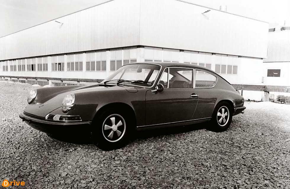 Porsche B17
