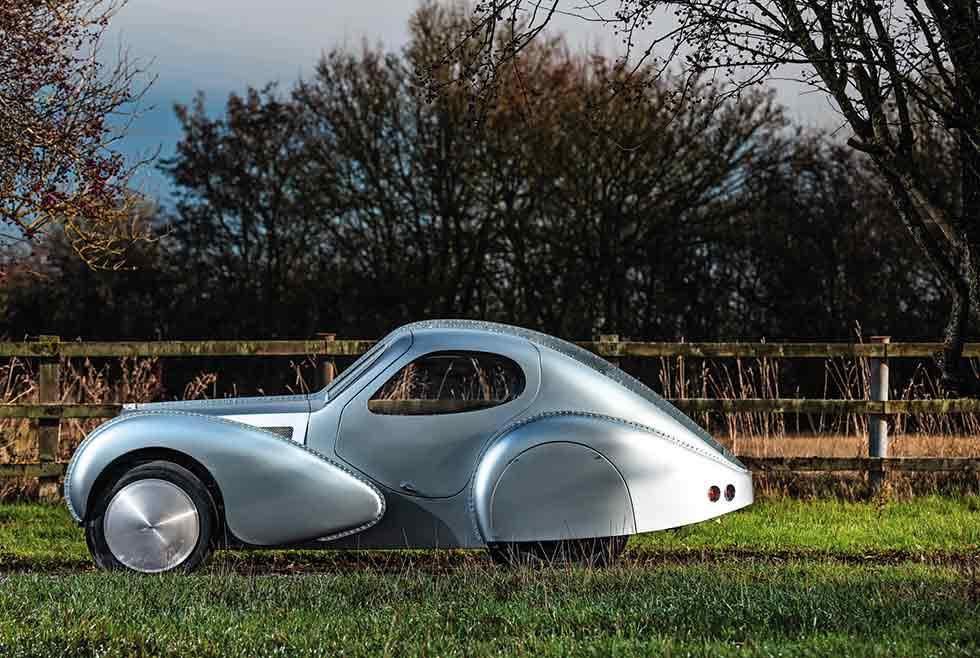 1945 Bugatti Type 68
