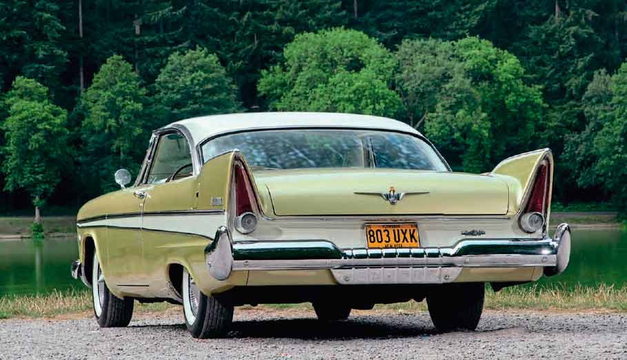 1957 Plymouth Belvedere - road test