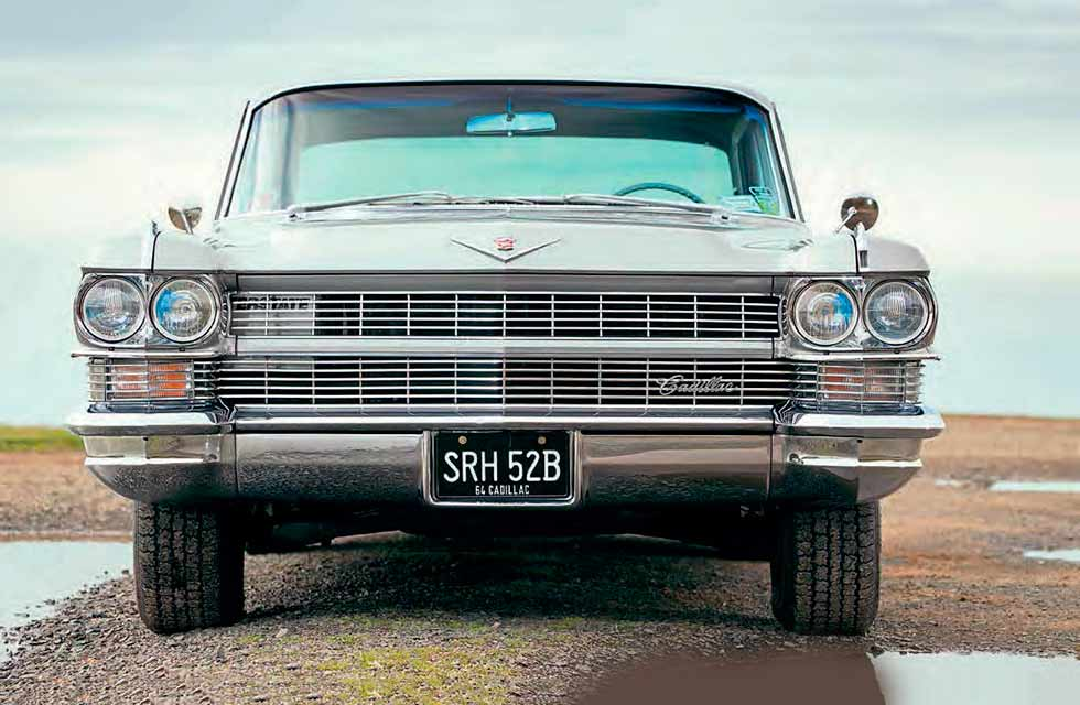 Darren Maybury 1964 Cadillac Sedan DeVille