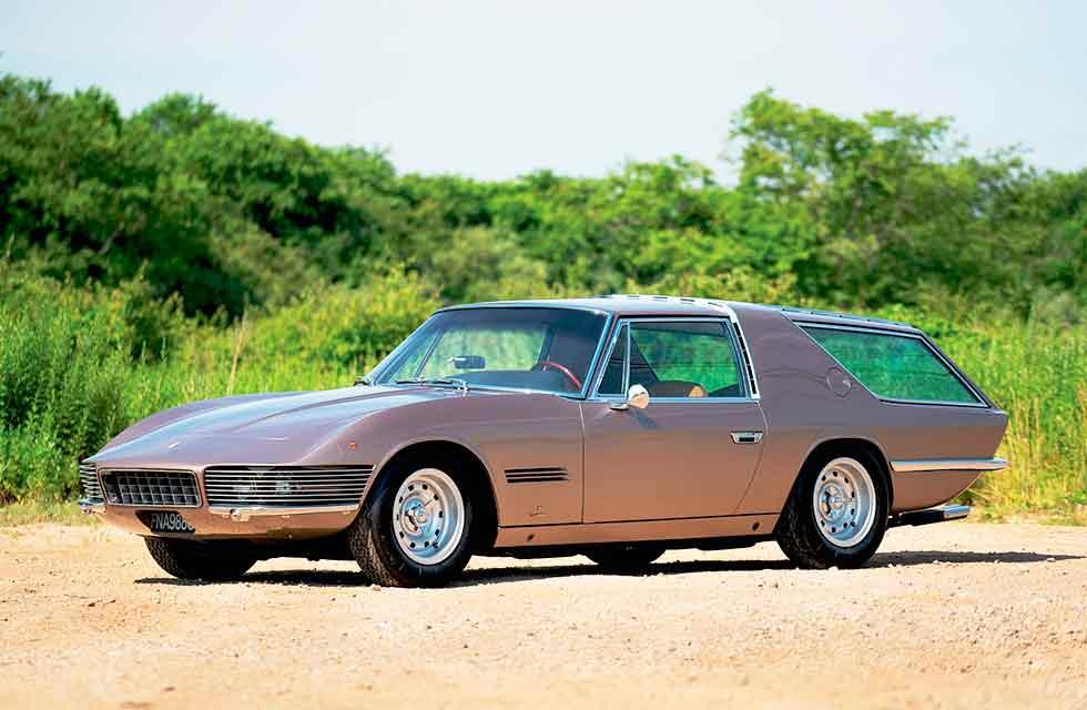 1965 Ferrari 330 GT 2+2 Shooting Brake by Vignale