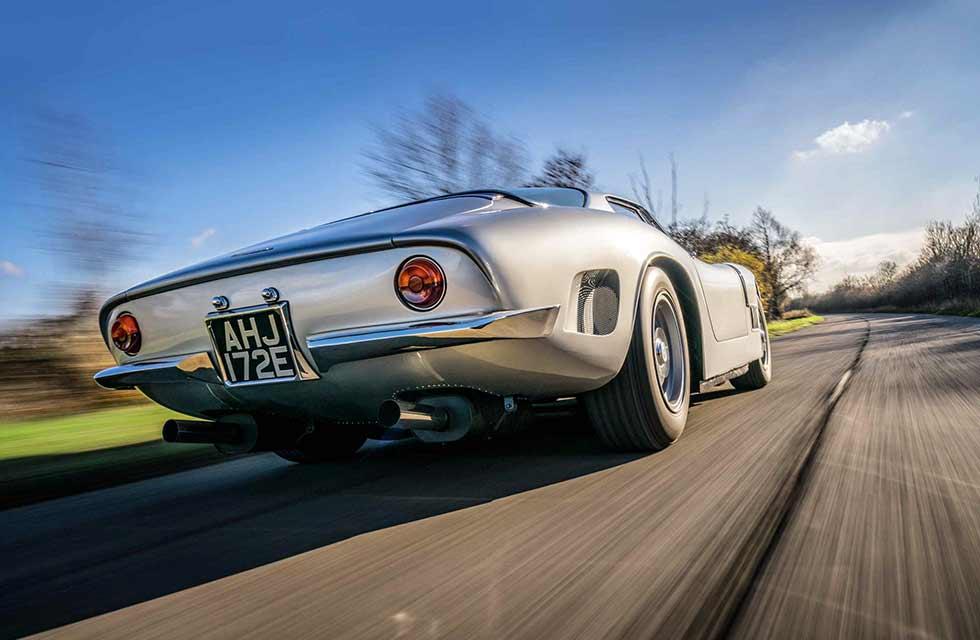 drive the 1967 Bizzarrini 5300 GT Strada