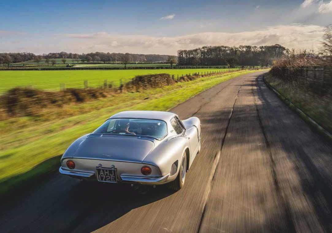 1967 Bizzarrini 5300 GT Strada - road test