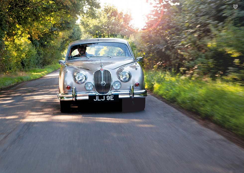 1967 Jaguar Mk2 3.4 Automatic