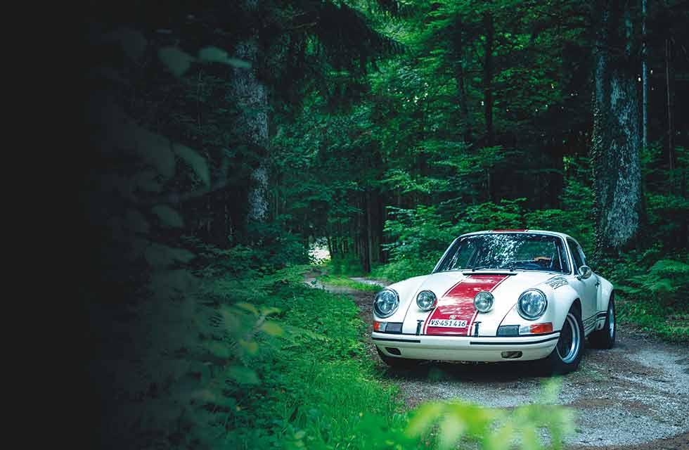 Forest Racer 1970 Porsche 911 2.3 S/T Replica